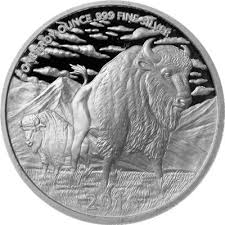 example of a Round in silver coins